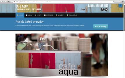 Cafe Aqua