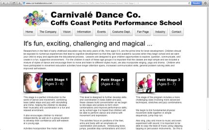 Carnivale Dance