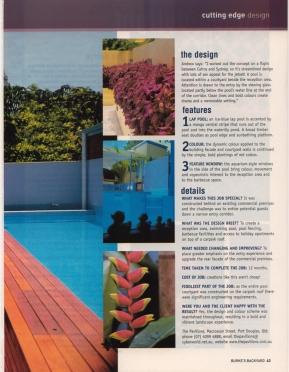 Pawsey & Prowse landscape Architects