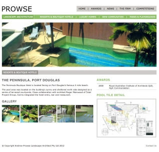 Prowse Landscape Architects