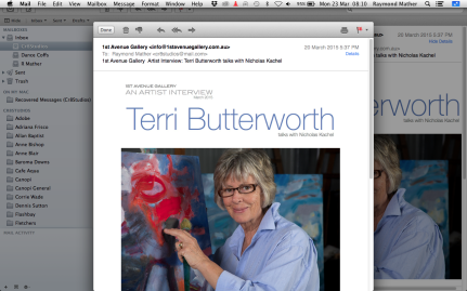 Terri Butterworth Art