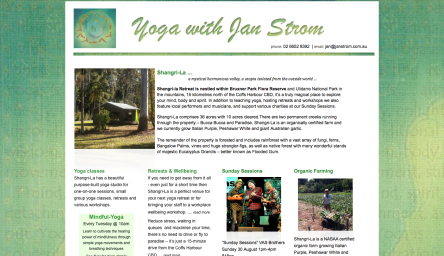 Yoga with Jan Strom