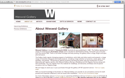 Weswal Gallery